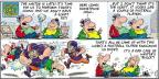 Comic Strip Bob Thaves Tom Thaves  Frank and Ernest 2012-10-21 late
