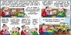 Comic Strip Bob Thaves Tom Thaves  Frank and Ernest 2012-11-11 credibility