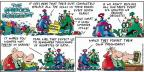 Comic Strip Bob Thaves Tom Thaves  Frank and Ernest 2013-01-27 gigabyte