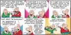 Comic Strip Bob Thaves Tom Thaves  Frank and Ernest 2013-03-24 pound