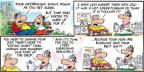 Comic Strip Bob Thaves Tom Thaves  Frank and Ernest 2013-08-11 bill