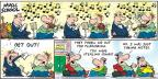 Comic Strip Bob Thaves Tom Thaves  Frank and Ernest 2013-12-08 music education
