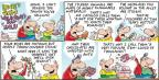 Comic Strip Bob Thaves Tom Thaves  Frank and Ernest 2014-02-09 stem