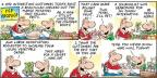 Comic Strip Bob Thaves Tom Thaves  Frank and Ernest 2014-03-16 alternative