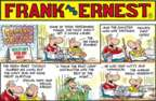 Comic Strip Bob Thaves Tom Thaves  Frank and Ernest 2018-09-02 man