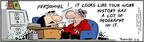 Comic Strip Bob Thaves Tom Thaves  Frank and Ernest 2005-11-02 interviewer