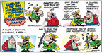 Comic Strip Bob Thaves Tom Thaves  Frank and Ernest 2005-11-27 clarinet