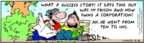Comic Strip Bob Thaves Tom Thaves  Frank and Ernest 2007-04-06 achievement