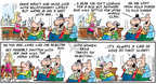 Comic Strip Bob Thaves Tom Thaves  Frank and Ernest 2007-05-20 gold