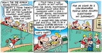 Comic Strip Bob Thaves Tom Thaves  Frank and Ernest 2007-06-03 game