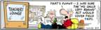 Comic Strip Bob Thaves Tom Thaves  Frank and Ernest 2007-08-03 educational