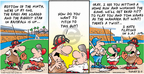 Comic Strip Bob Thaves Tom Thaves  Frank and Ernest 2007-08-05 game