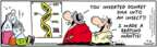 Comic Strip Bob Thaves Tom Thaves  Frank and Ernest 2007-09-21 cell biology