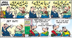 Comic Strip Bob Thaves Tom Thaves  Frank and Ernest 2008-06-15 music education