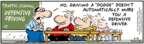 Comic Strip Bob Thaves Tom Thaves  Frank and Ernest 2008-06-18 automotive
