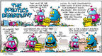 Comic Strip Bob Thaves Tom Thaves  Frank and Ernest 2002-06-23 circulatory system