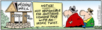 Comic Strip Bob Thaves Tom Thaves  Frank and Ernest 2006-10-25 notice