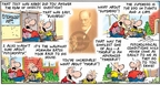 Comic Strip Bob Thaves Tom Thaves  Frank and Ernest 2007-08-19 college education