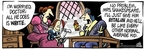 Comic Strip Mike Peters  Mother Goose and Grimm 2005-05-06 writing