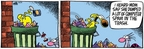 Comic Strip Mike Peters  Mother Goose and Grimm 2004-10-29 wide