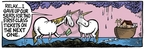 Comic Strip Mike Peters  Mother Goose and Grimm 2006-06-05 mythology