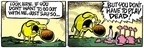 Comic Strip Mike Peters  Mother Goose and Grimm 2006-08-30 date