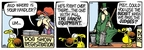 Comic Strip Mike Peters  Mother Goose and Grimm 2006-09-20 handler
