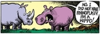 Comic Strip Mike Peters  Mother Goose and Grimm 2007-05-24 wildlife