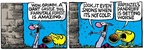 Comic Strip Mike Peters  Mother Goose and Grimm 2007-07-25 hair