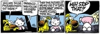 Comic Strip Mike Peters  Mother Goose and Grimm 2008-04-11 snap