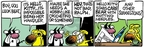 Comic Strip Mike Peters  Mother Goose and Grimm 2008-04-12 handler