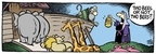 Comic Strip Mike Peters  Mother Goose and Grimm 2008-05-24 choice