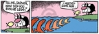 Comic Strip Mike Peters  Mother Goose and Grimm 2008-08-19 water