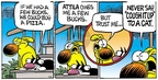 Comic Strip Mike Peters  Mother Goose and Grimm 2009-04-26 hair