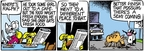 Comic Strip Mike Peters  Mother Goose and Grimm 2009-05-06 date