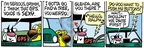 Comic Strip Mike Peters  Mother Goose and Grimm 2009-05-12 date