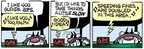 Comic Strip Mike Peters  Mother Goose and Grimm 2009-05-14 date