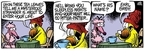 Comic Strip Mike Peters  Mother Goose and Grimm 2009-06-12 future