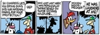 Comic Strip Mike Peters  Mother Goose and Grimm 2009-09-04 wildlife