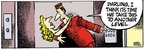 Comic Strip Mike Peters  Mother Goose and Grimm 2009-10-07 romance