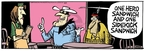 Comic Strip Mike Peters  Mother Goose and Grimm 2009-10-09 Lone Ranger