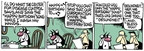 Comic Strip Mike Peters  Mother Goose and Grimm 2010-01-27 birthday