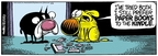 Comic Strip Mike Peters  Mother Goose and Grimm 2010-02-26 digital