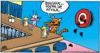 Comic Strip Mike Peters  Mother Goose and Grimm 2013-09-01 hairball