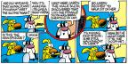 Comic Strip Mike Peters  Mother Goose and Grimm 2013-12-15 wildlife
