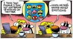 Comic Strip Mike Peters  Mother Goose and Grimm 2014-01-19 social network