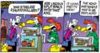 Comic Strip Mike Peters  Mother Goose and Grimm 2019-02-03 Abraham Lincoln