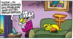 Comic Strip Mike Peters  Mother Goose and Grimm 2019-05-19 dog