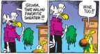 Comic Strip Mike Peters  Mother Goose and Grimm 2019-09-29 mother