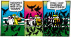Comic Strip Mike Peters  Mother Goose and Grimm 2019-10-27 film